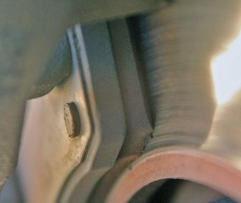 Los neumáticos con 30 000 km.