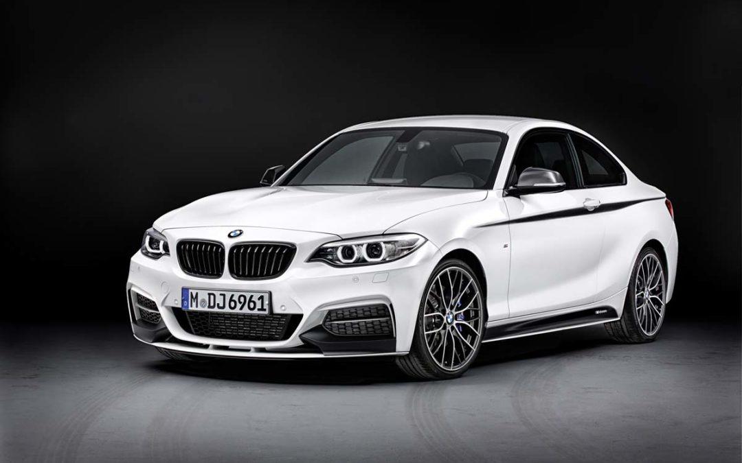 BMW Serie 2 con Pack M Performance. Más deportividad para el pequeño cupé