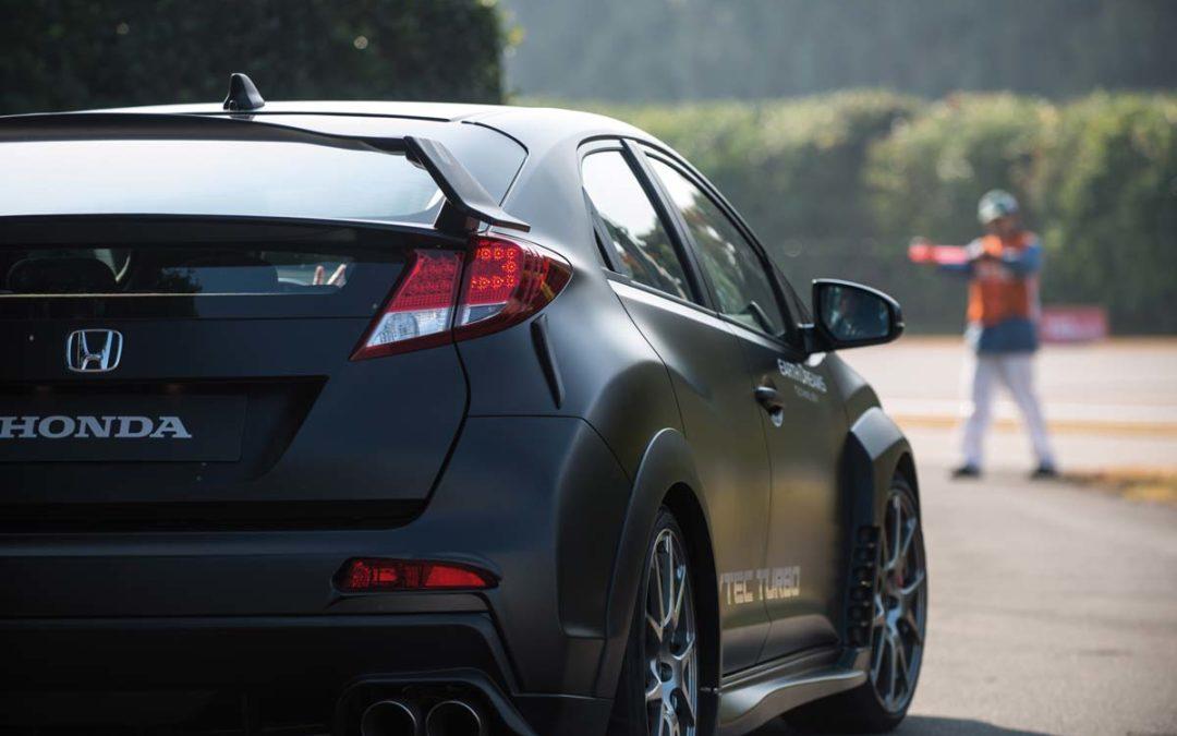 Nuevas imágenes del Honda Civic Type R con motivo del Salón de Tokio