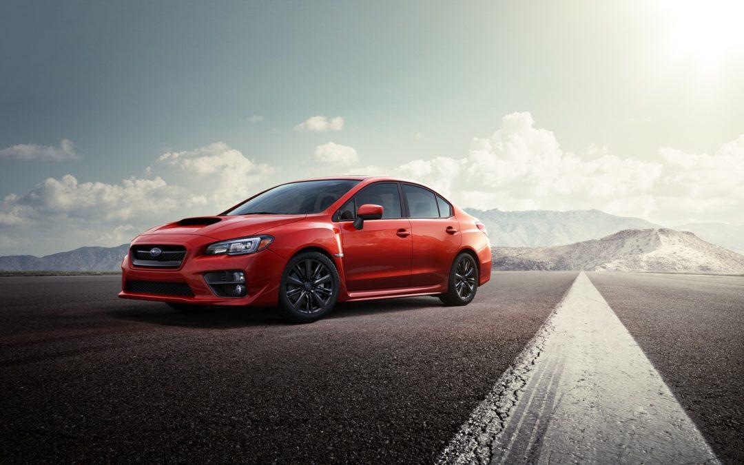 Subaru WRX, por fin conocemos su verdadera indentidad