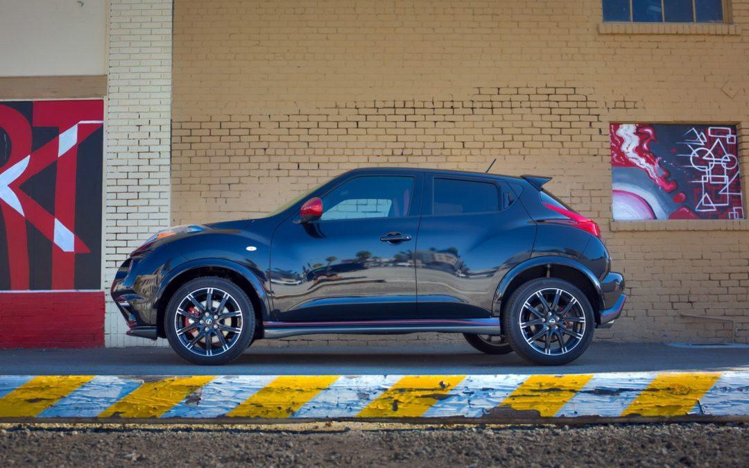 Nissan Juke Nismo RS, una dosis extra de potencia