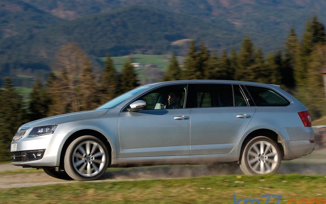 Cambios en la gama Škoda Octavia