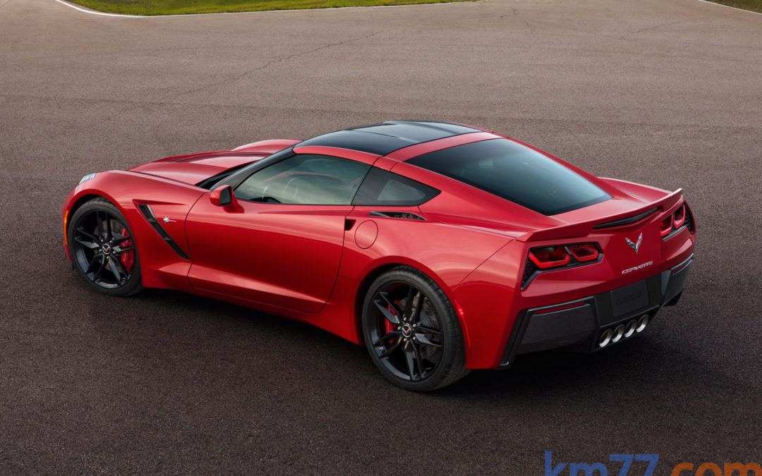 Chevrolet Corvette Stingray ya a la venta