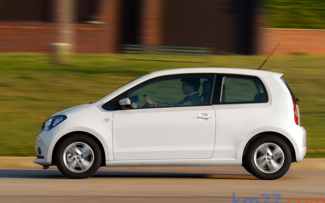 SEAT introduce pequeñas mejoras en la gama Mii