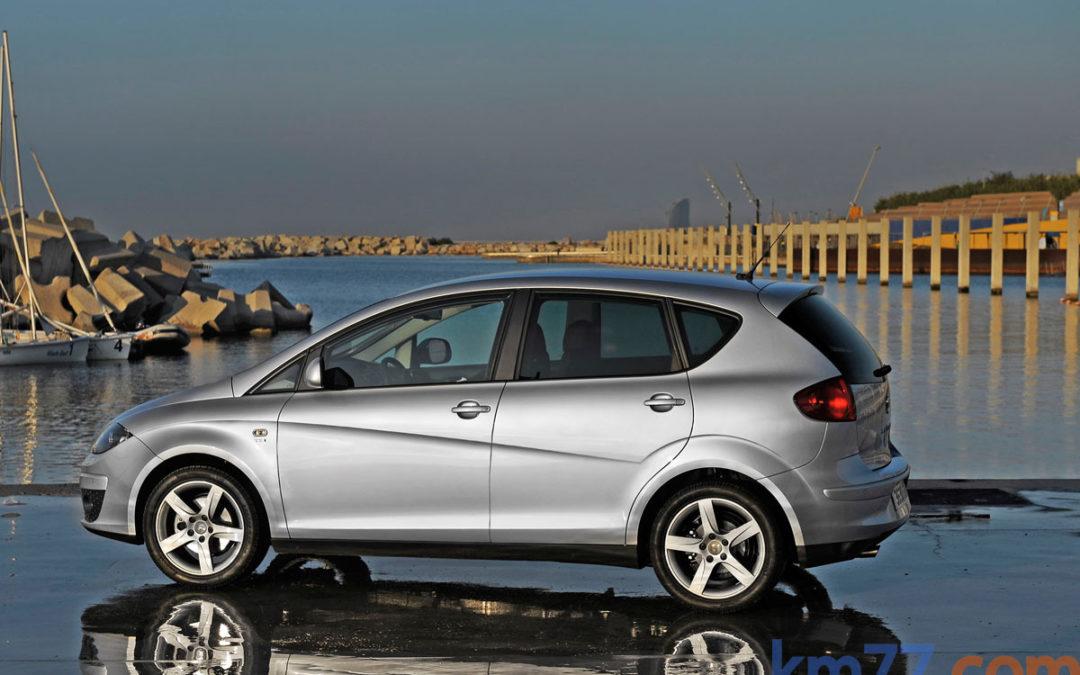 El nivel de equipamiento ITECH también está disponible en la gama SEAT Altea y Altea XL