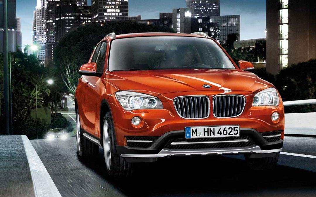 Pequeños cambios en el BMW X1. Será presentado en Detroit 2014.