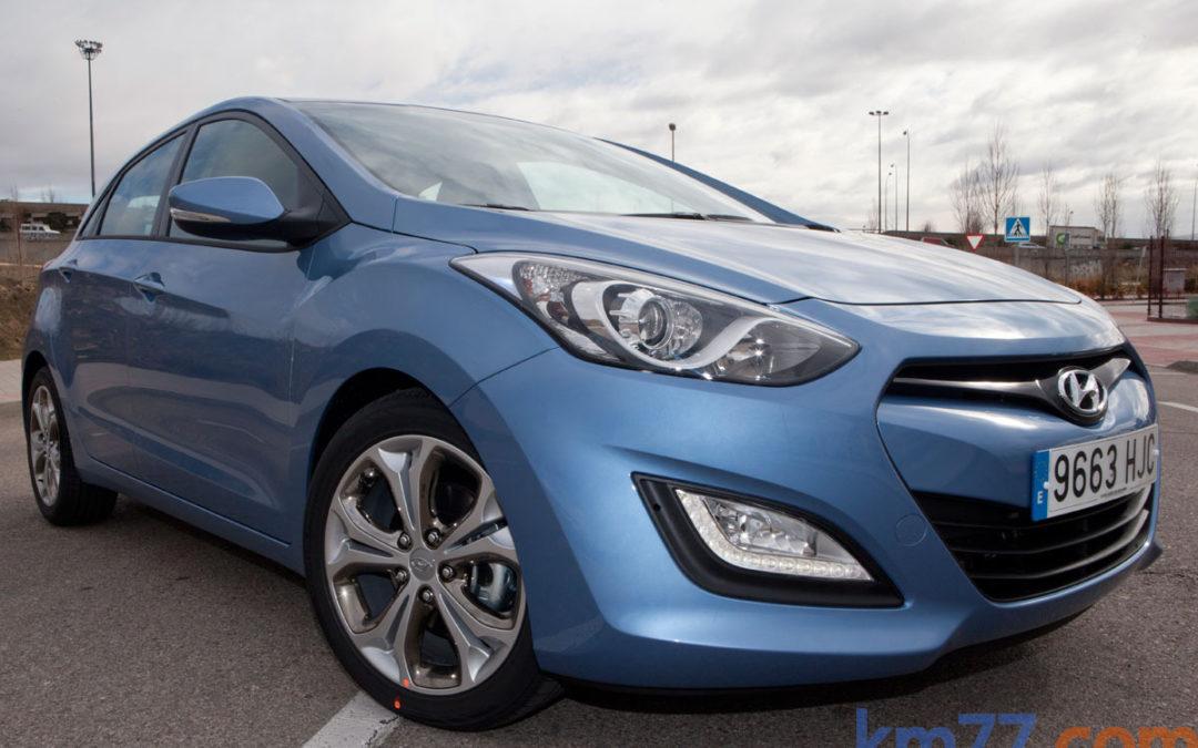 Hyundai actualiza la gama i30. Cambios de denominación y nuevas versiones: Go! Brasil