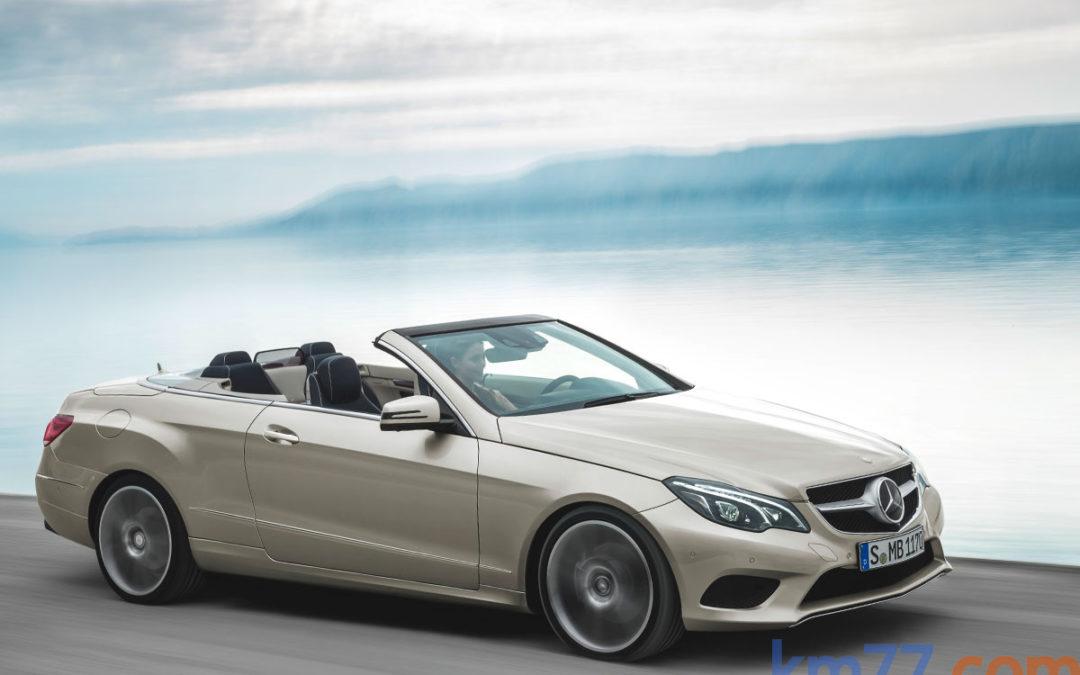 Mercedes E 250 CDI Cabrio: la prueba del consomé
