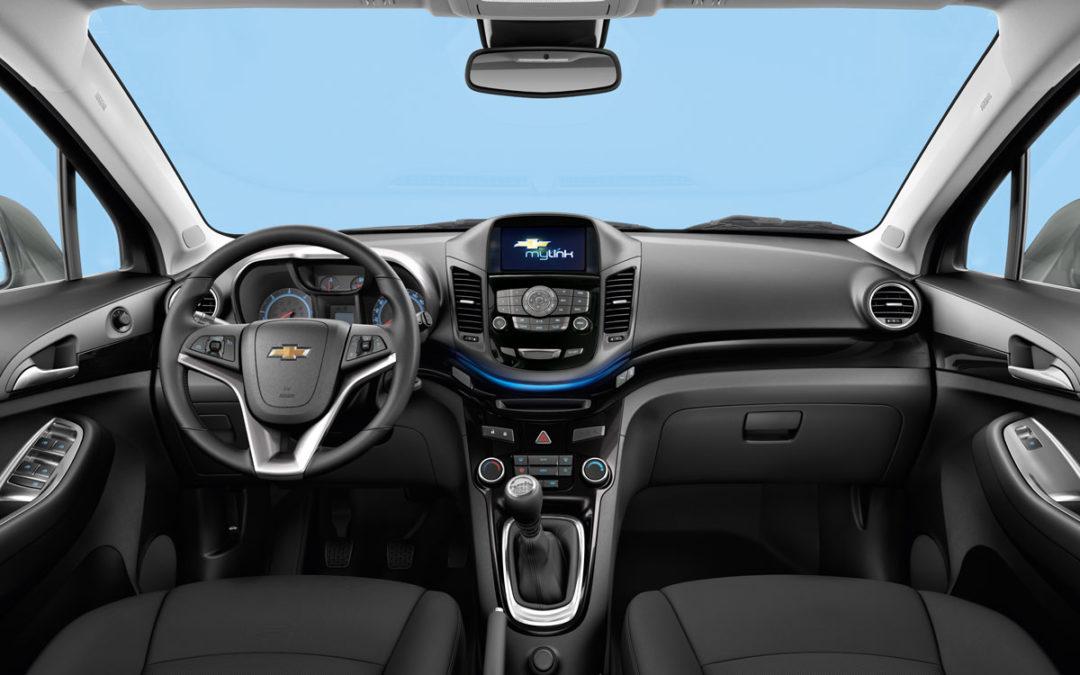 Chevrolet actualiza la gama Orlando