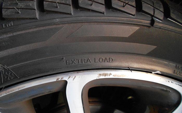 Neumáticos «Extra Load»