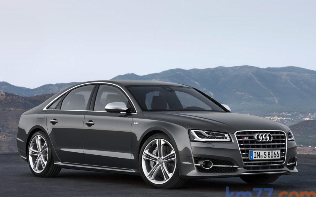 Ya a la venta las versiones hybrid, W12 y S8 del nuevo Audi A8