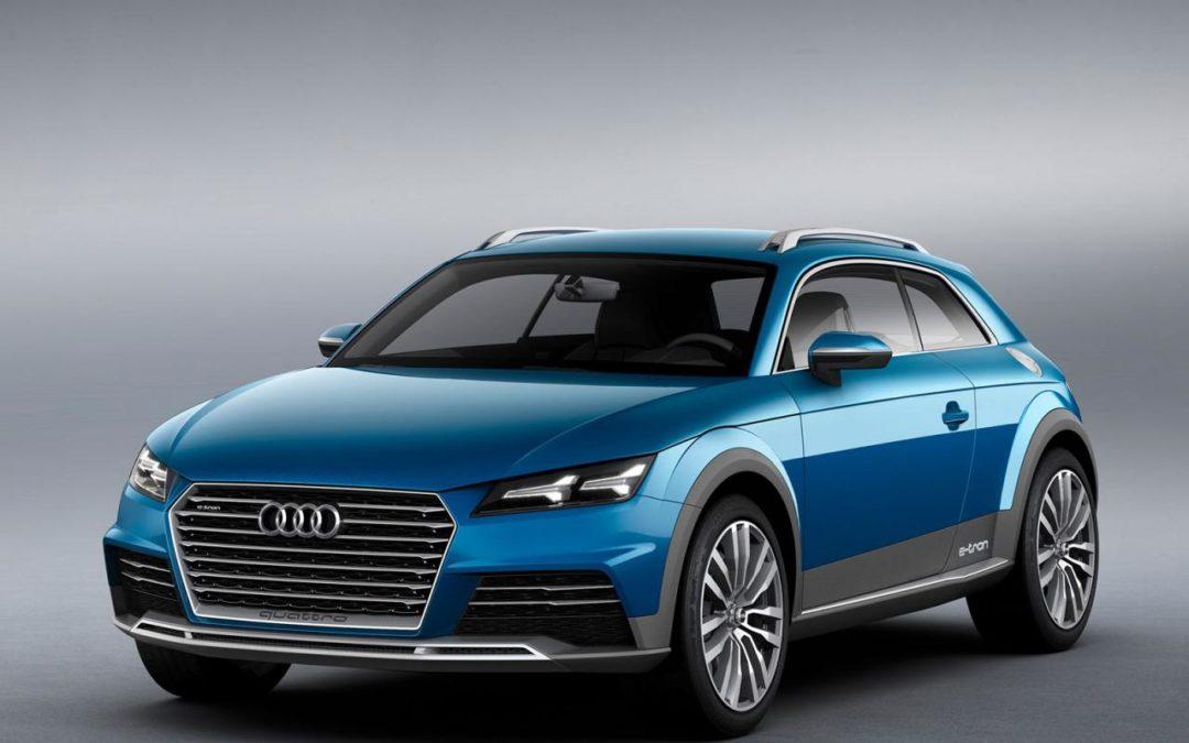 Filtradas las primeras imágenes del nuevo prototipo de Audi. Será presentado en Detroit