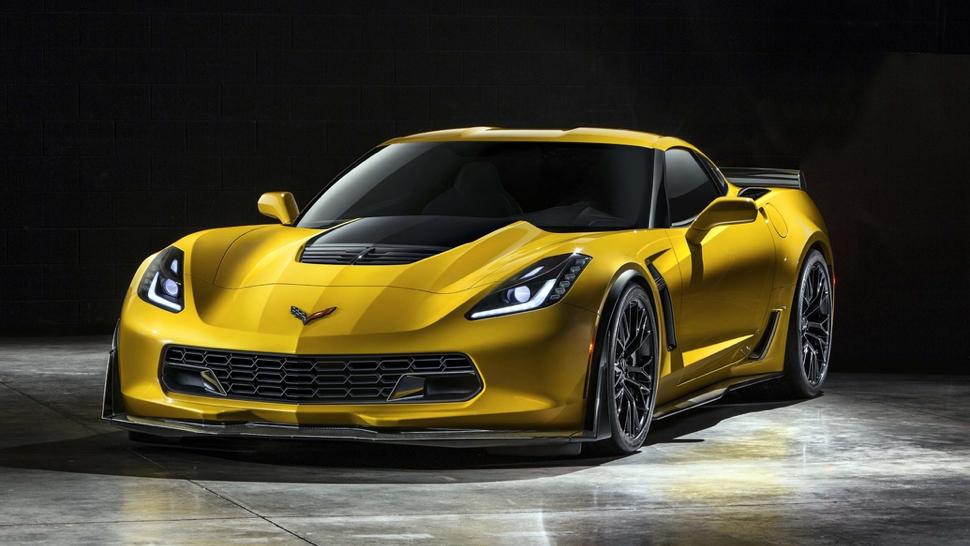 Tres imágenes que desvelan el misterio del Corvette Z06