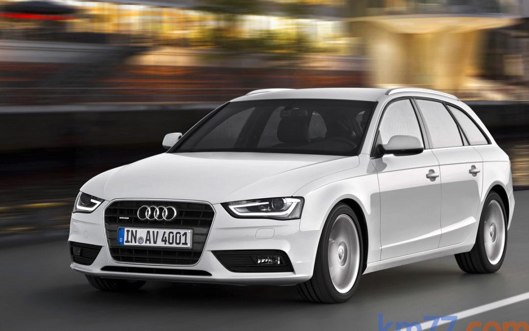 Cambios en la gama Audi A4. Nuevas versiones S line edition
