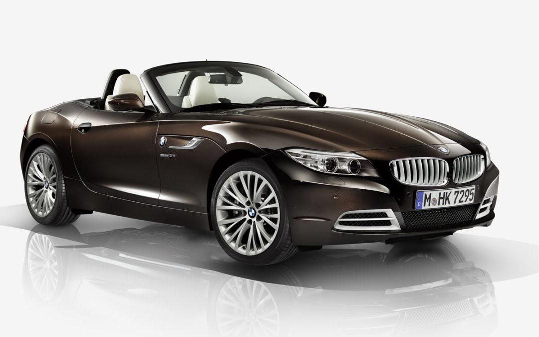 NAIAS 2014, BMW Z4 Pure Fusion Design