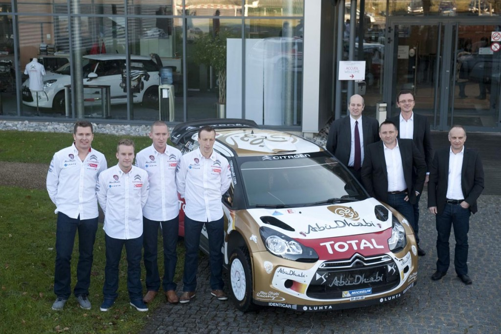 Citroën_DS3_WRC_Con_Meeke-Nagle_y_Ostberg-Andersson-Mundial_Rallys_2014