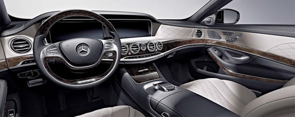 Filtradas las primeras imágenes del Mercedes-Benz S600