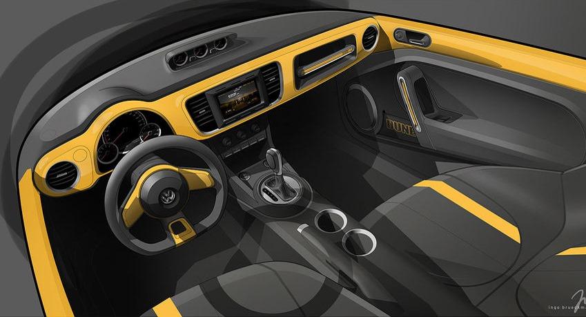 El Volkswagen Beetle Dune Concept será presentado en Detroit (actualización).