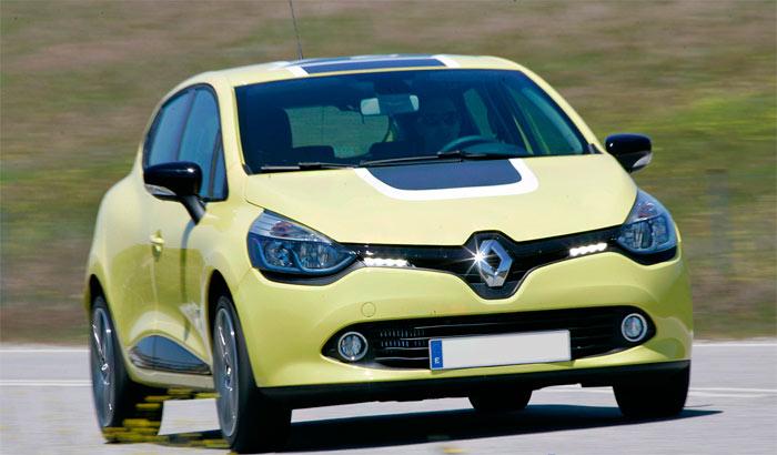 Renault Clio. Prueba de 120 000 km