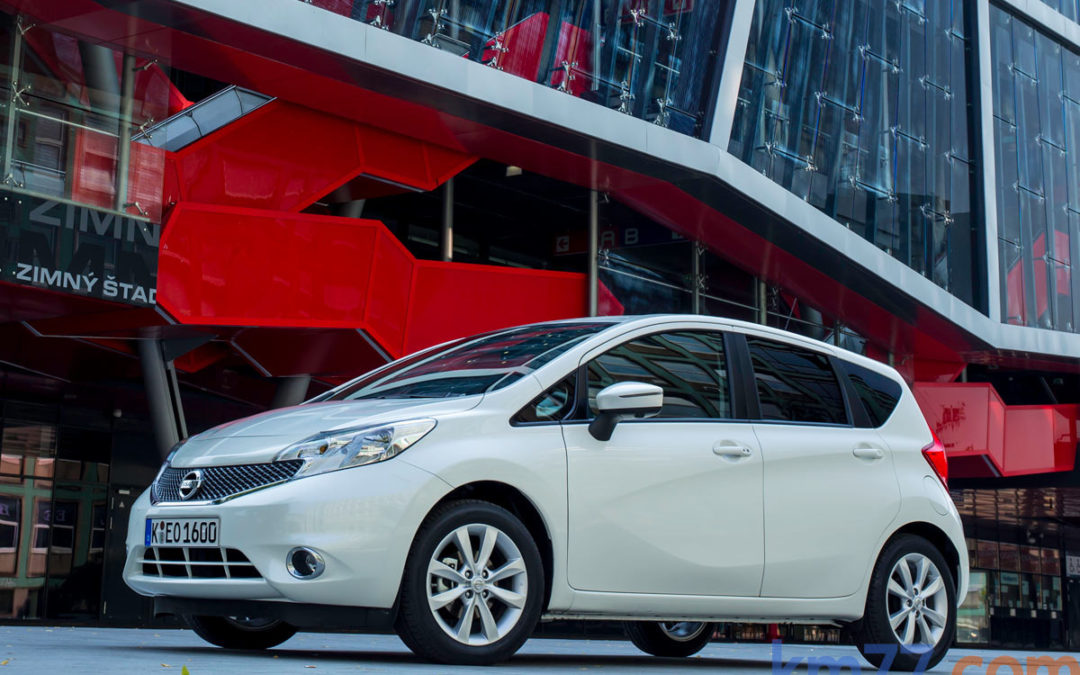 El Nissan Note ya está disponible con el nuevo motor de tres cilindros y 98 CV de potencia