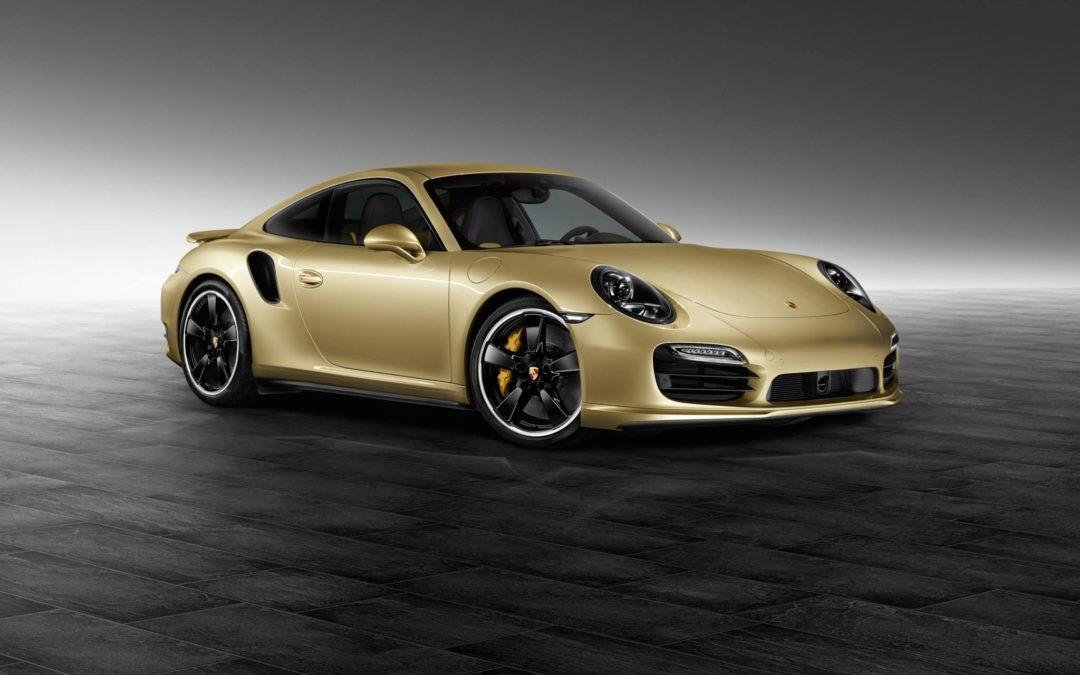 Así es el Porsche 911 Turbo tras su paso por Porsche Exclusive