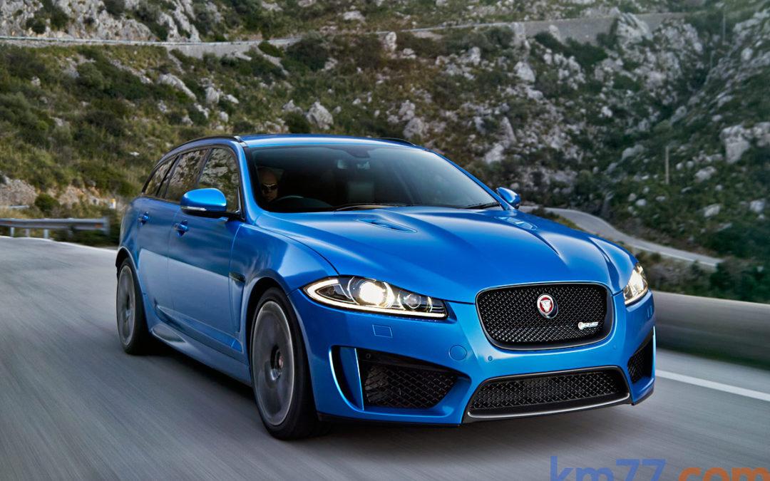 Jaguar presentará en Ginebra, el XFR-S Sportbrake