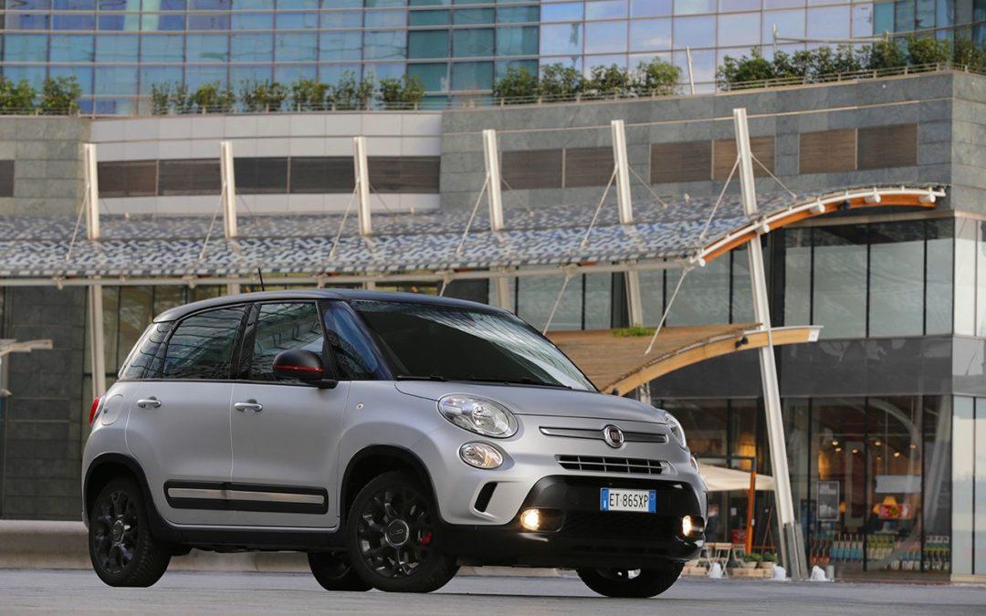 Así es el nuevo Fiat 500 Trekking Beats Edition.