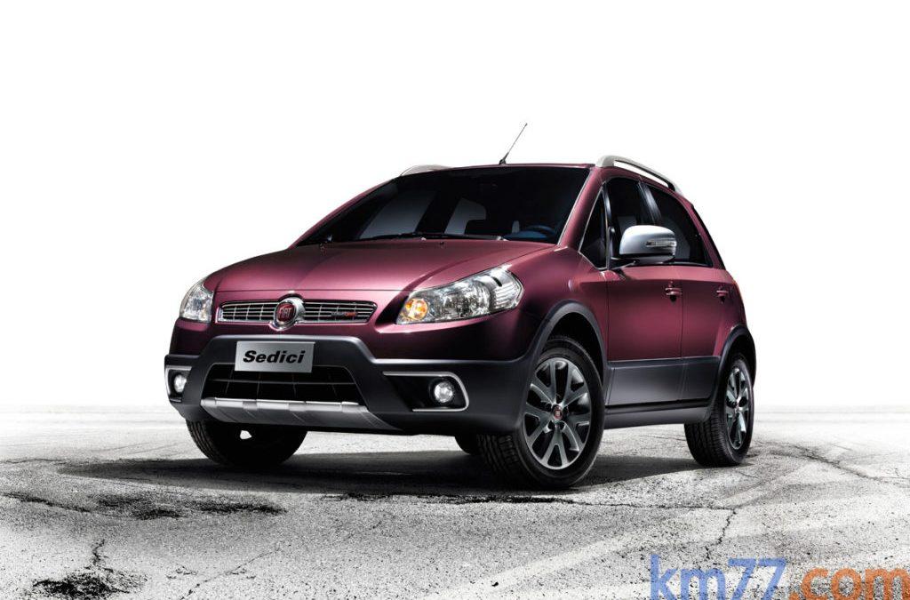 El Fiat Sedici ha sido retirado del mercado español