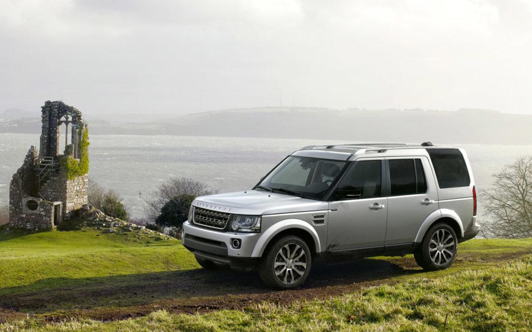 Land Rover celebra el 25 aniversario del Discovery con una edición especial
