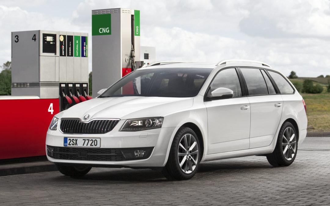 El Škoda Octavia también tendrá una versión que funcione con GNC