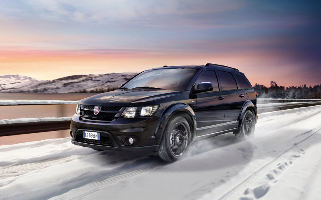 Fiat Freemont Cross y Black Code