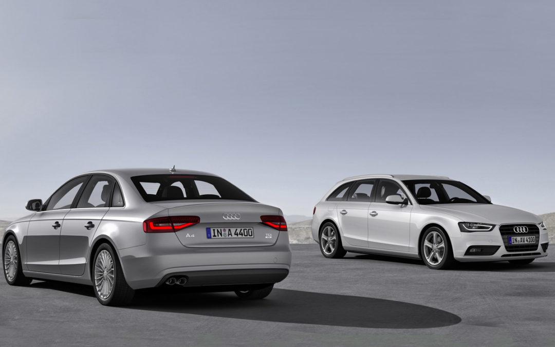 Nuevas versiones Audi ultra