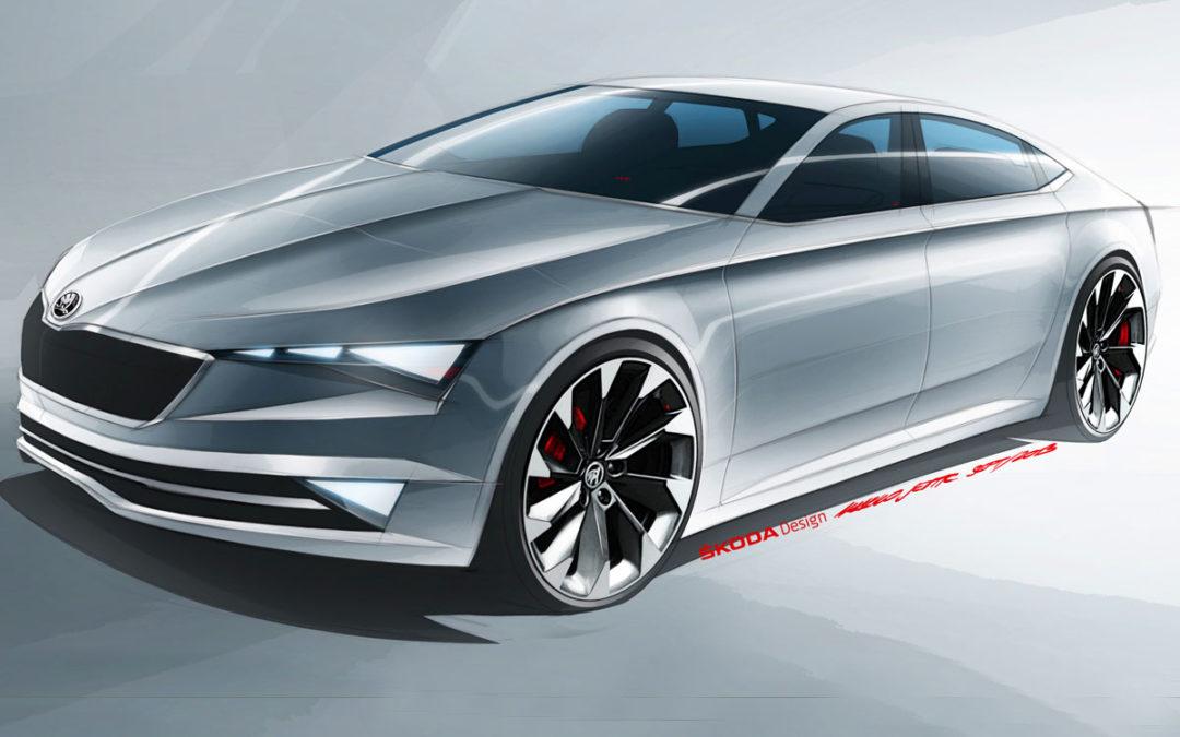 Škoda presentará en Ginebra el Vision C
