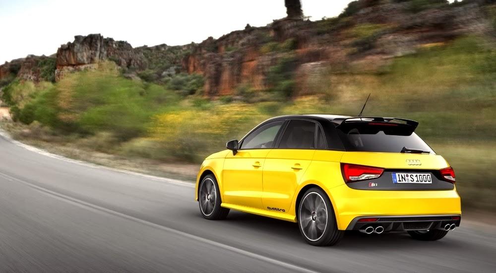 Vídeo: Nuevo Audi S1 en movimiento