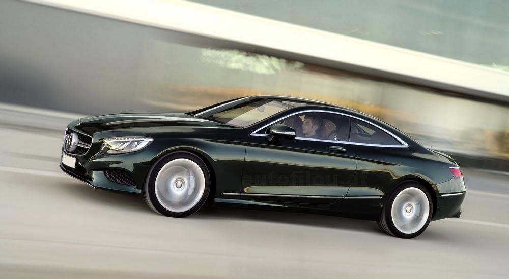 Filtraciones: Mercedes-Benz Clase S Coupé