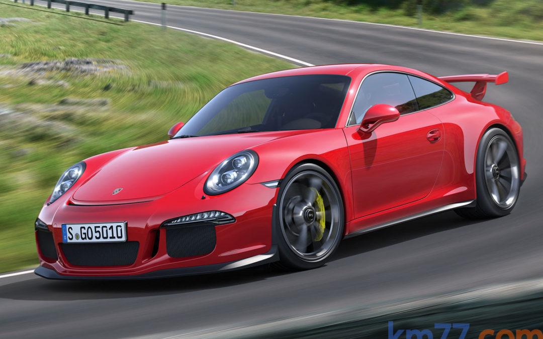 Porsche llama a revisión a todas las unidades del 911 GT3 (MY2014)