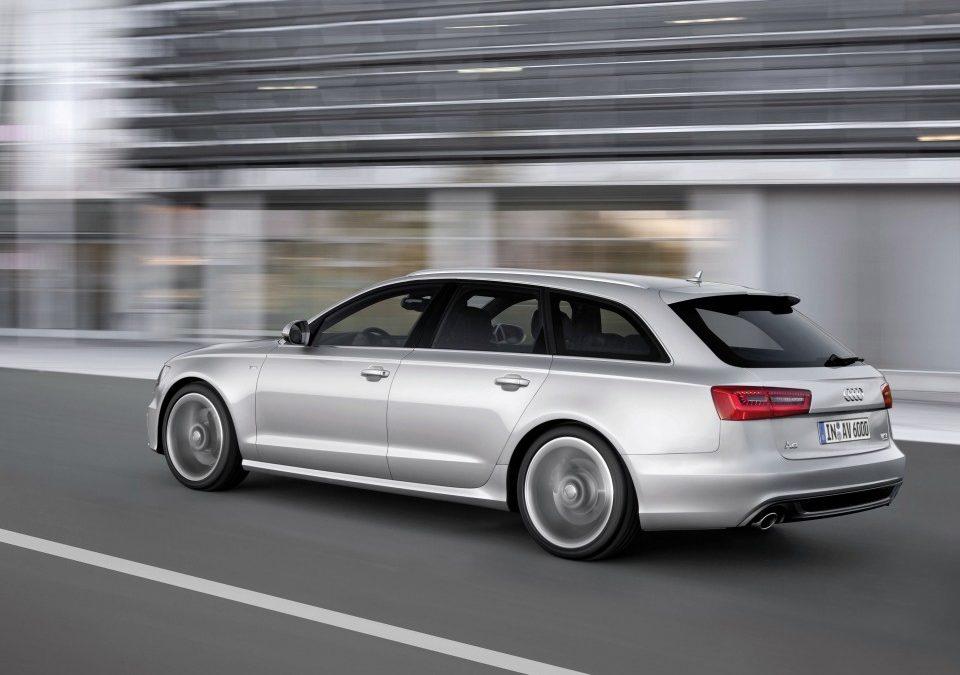 Audi A6. Nuevas series especiales «S line edition» y «Advanced edition»