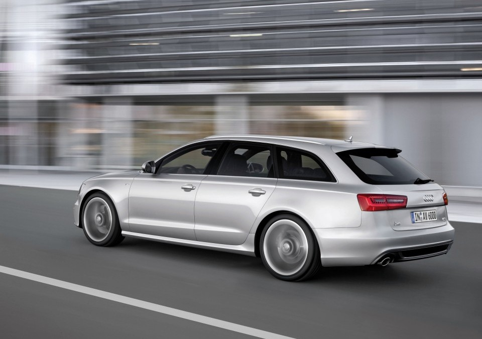 Audi A6. Nuevas series especiales «S line edition» y «Advanced edition»
