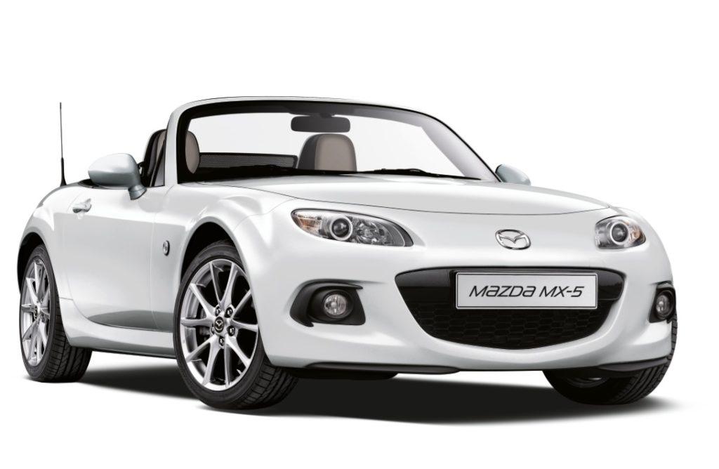Mazda MX-5 Sakura 2014