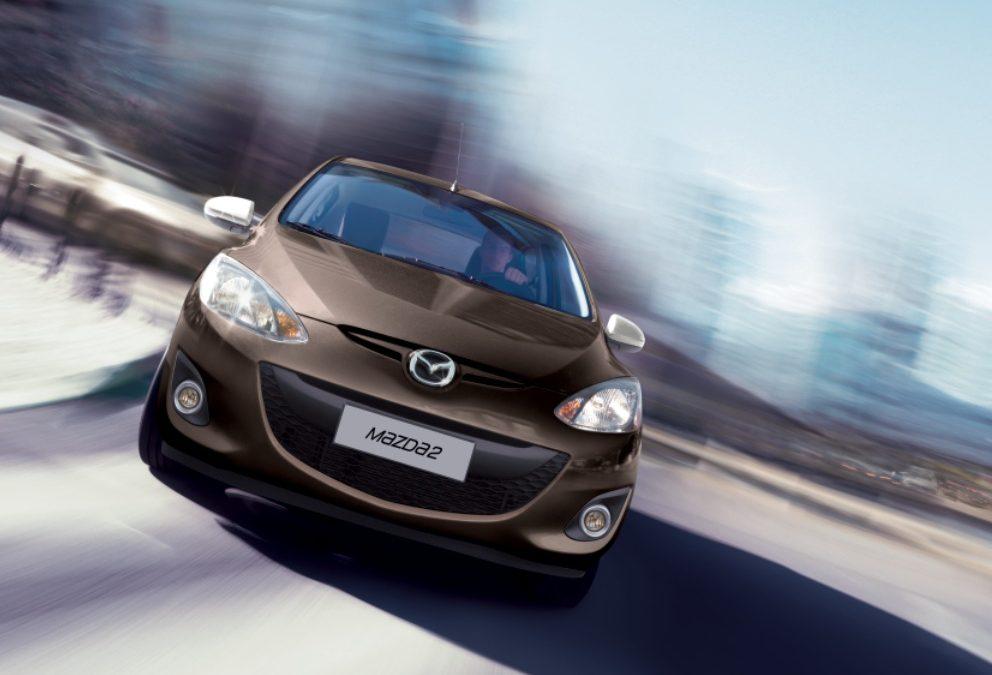 Mazda presenta las versiones Sakura