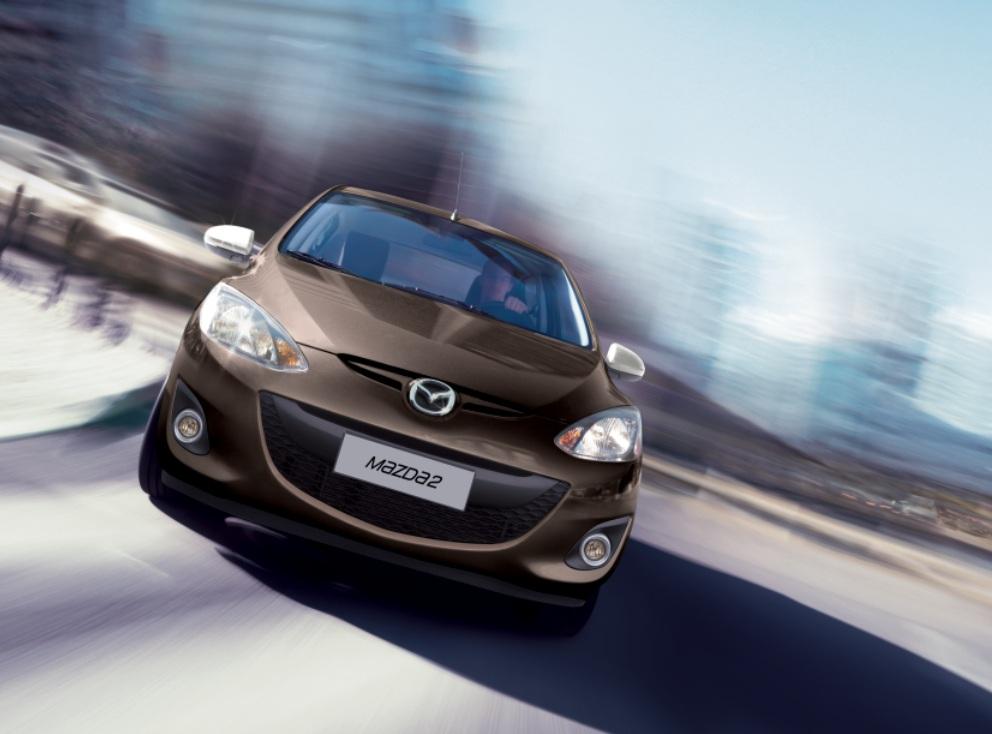 Mazda2 Sakura 2014