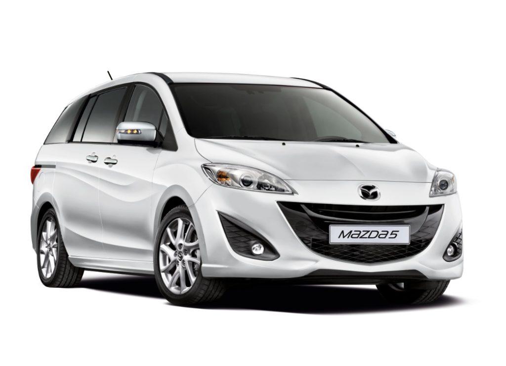 Mazda5 Sakura 2014