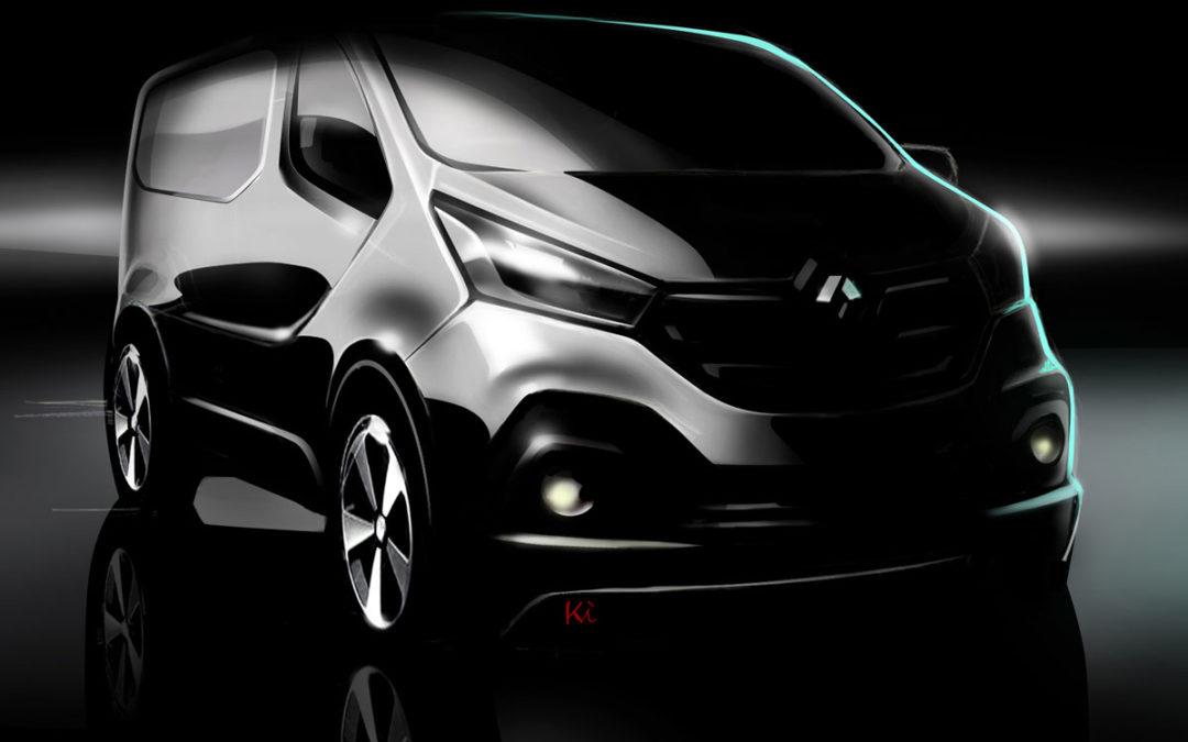 Renovación inminente: Renault Traffic y Opel Vivaro.