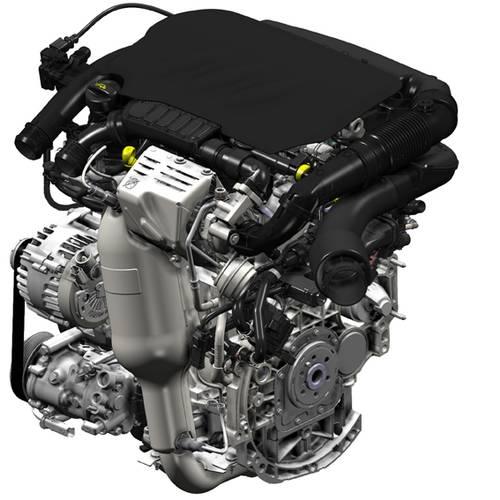 Peugeot presentará en Ginebra nuevos motores gasolina y Diesel
