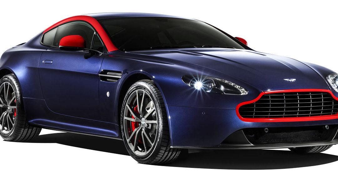 Aston Martin V8 Vantage N430, una nueva edición especial