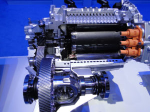 Volkswagen e-Golf. Motor eléctrrico de 116 CV