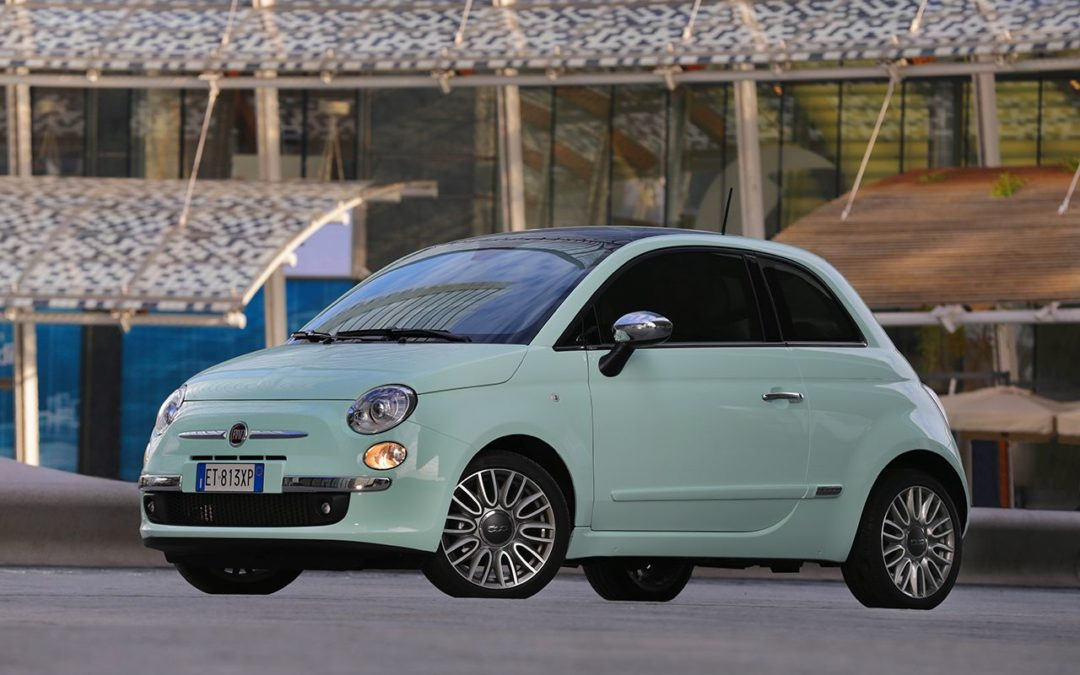 Gama 500 MY2014. Nuevo Fiat 500 Cult con motor Turbo de 105 CV.