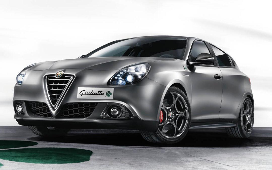 Alfa Romeo Guilietta QV, ahora con el motor del 4C