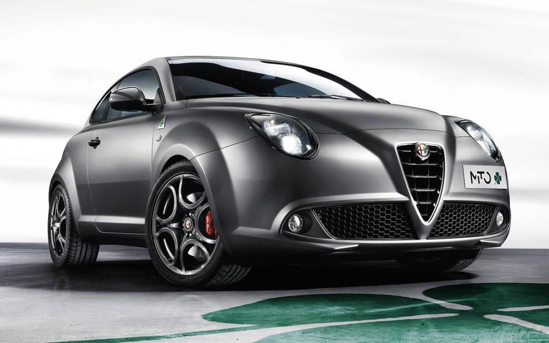 Alfa Romeo MiTo QV, ahora con cambio automático.