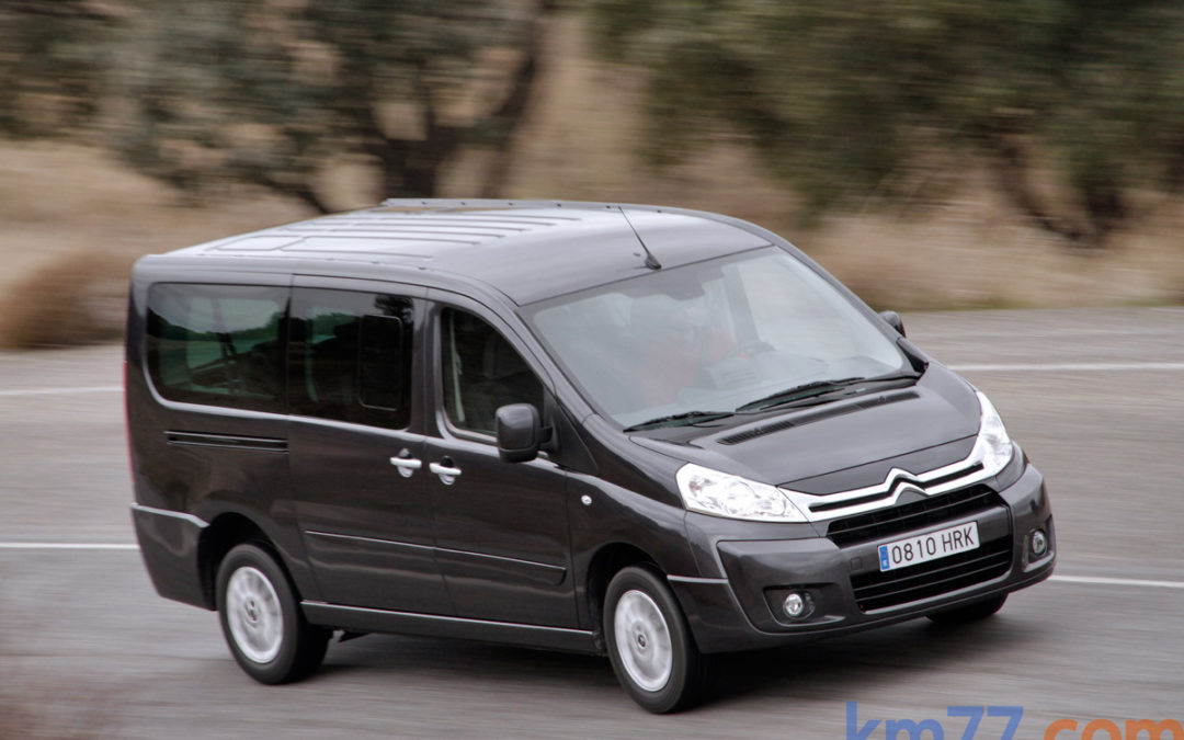 Citroën Jumpy HDi 160 AUT6 Millenium L